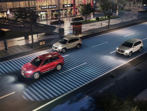 安全性能MAX,长安新CS75实力直逼合资车型