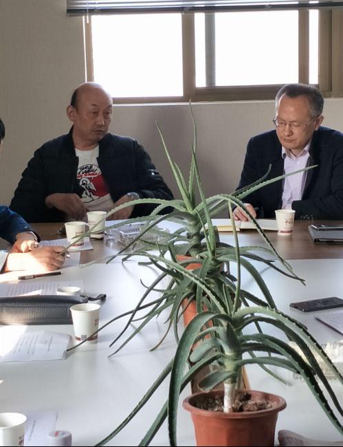 """衡阳市律协劳专委就""""劳动用工法律问题""""到衡阳市客家商会展开实务调研"""