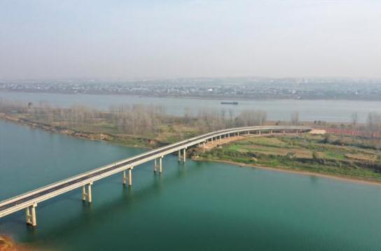 长沙湘江又新增一座桥 快来看看是哪里!