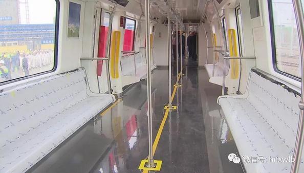 长沙地铁3号线5号线进入试运行调试冲刺