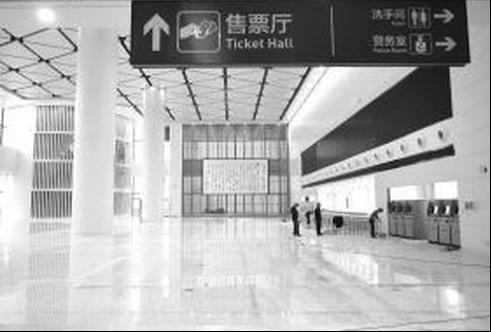 长沙新汽车南站有望月底开门迎客