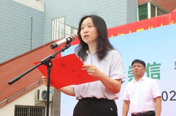 临澧县举行2021年食品安全宣传周启动仪式